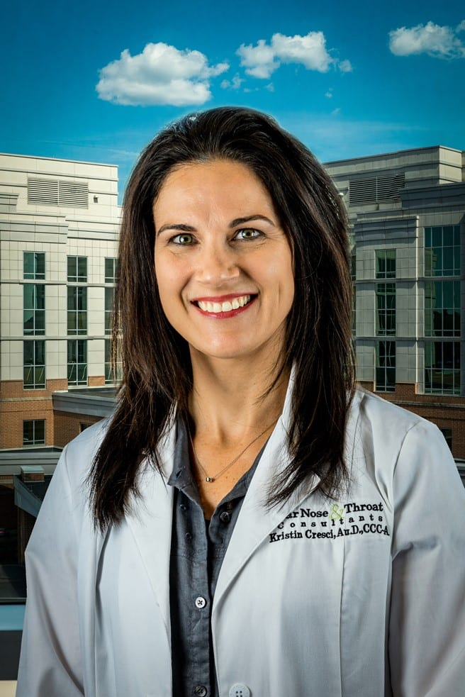Kristin Cresci headshot